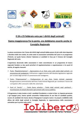 1_Programma Regionali 2013 + Candidati