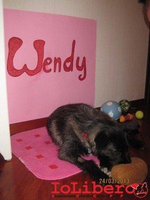 la cameretta di Wendy