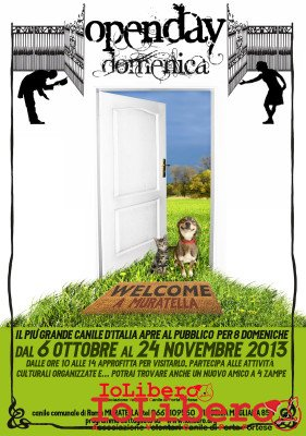 welcome-door VOLANTINO FRONT