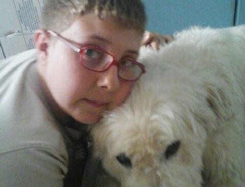 Edoardo e Baldo…una bellissima amicizia piena di amore e rispetto…Baldo non poteva trovare un amico migliore!!!