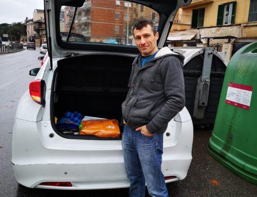 GRAZIE ALESSIO!!! ECCO LE DONAZIONI CHE RICEVIAMO DIRETTAMENTE DAI CITTADINI